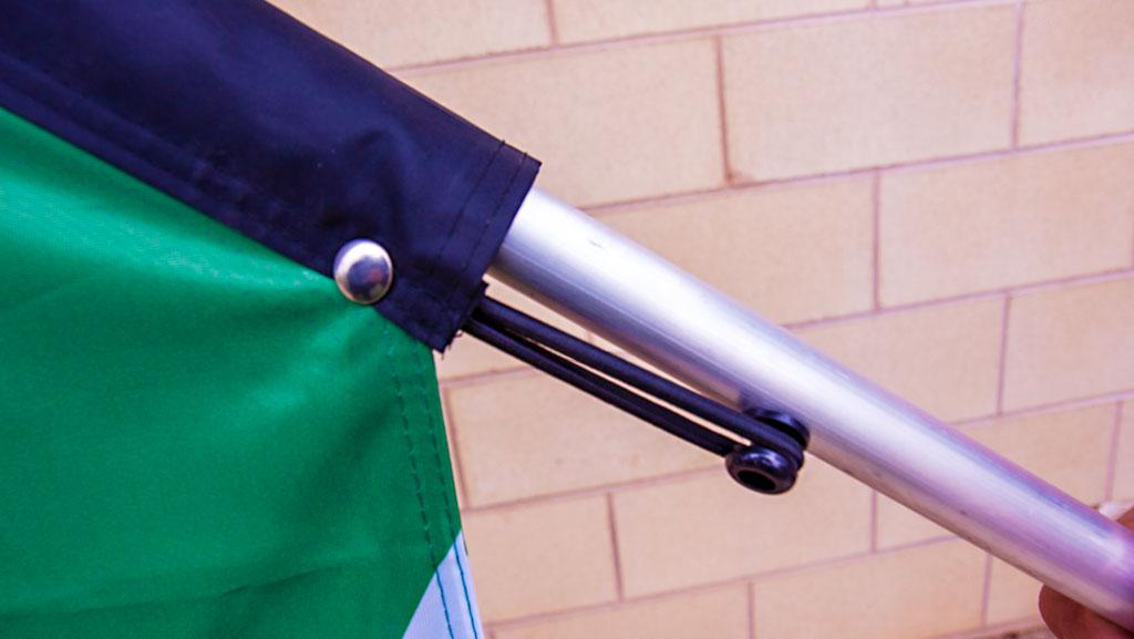 Australian-design-custom-flag-with-elastic