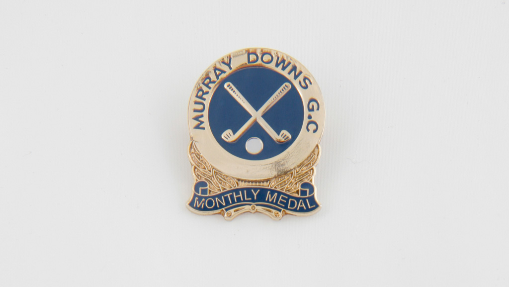 Metal Badge, soft enamel, epoxy
