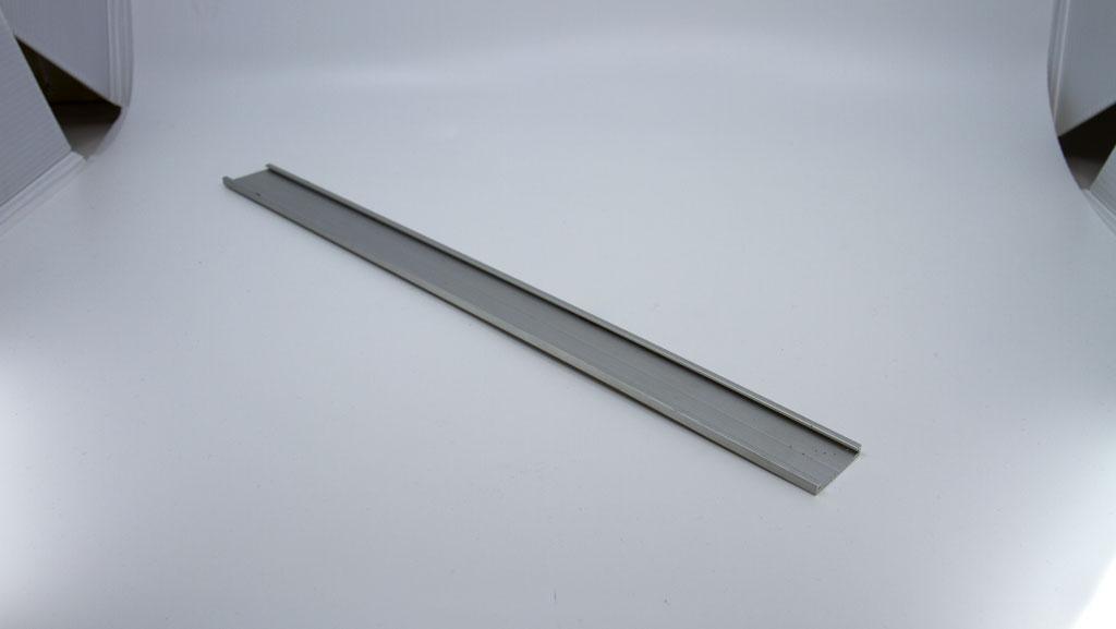 Thin ticket strip.