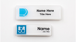 Custom name tag