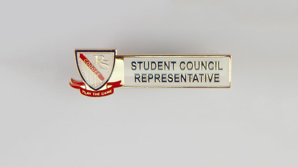 """A """"Student Council Representative"""""""