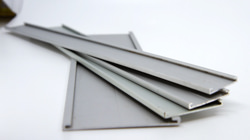 aluminium ticket strip extrusion