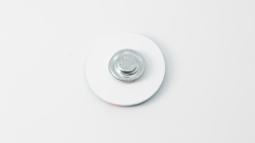 Covid-19 Safe Magnetic Clip Coronavirus Pandemic Custom Badge 40mm